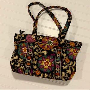 "Vera Bradley ""Suzani"" Print Shoulder Bag"